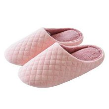 Japanese Ladies Winter Warm & Cozy  Indoor Shoes House Slipper, Pink