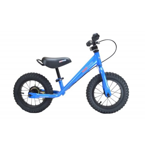 Kiddimoto Super Junior Blue Balance Bike | First Balance Bike