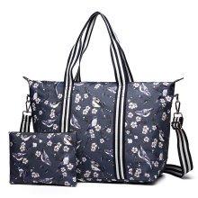 Miss Lulu Women Large Travel Overnight Handbag Shoulder Bag Tote