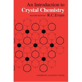 An Introduction to Crystal Chemistry