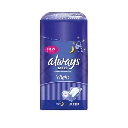 Always Maxi Night 9 Towels