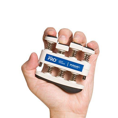 Gripmaster 15000 PRO Hand and Finger Exerciser Light Tension 5 lbs per Finger