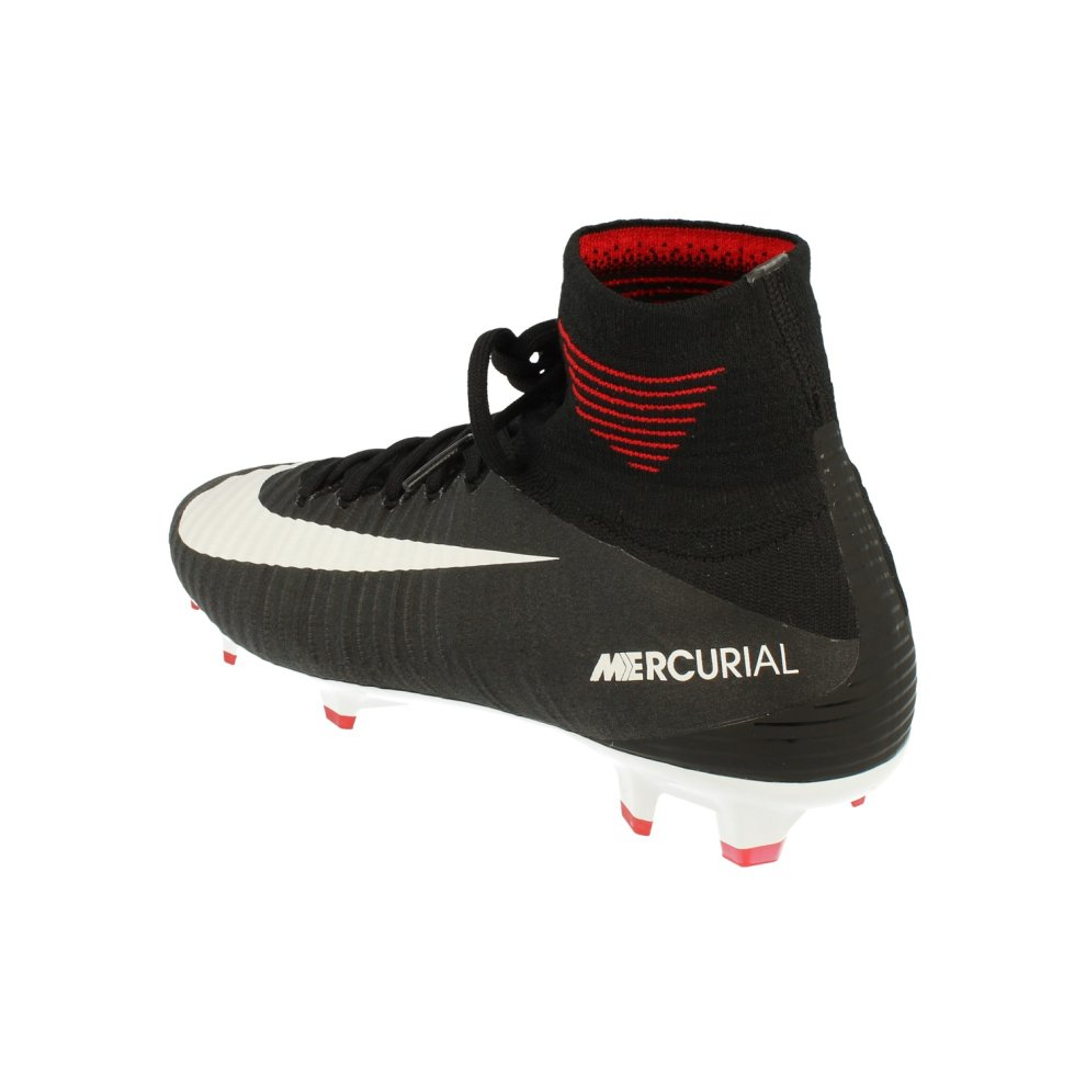 67c46790a342 ... Nike Junior Mercurial Superfly V Df FG Football Boots 921526 Soccer  Cleats - 1 ...