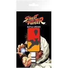 Street Fighter Fireball Bottle Opener