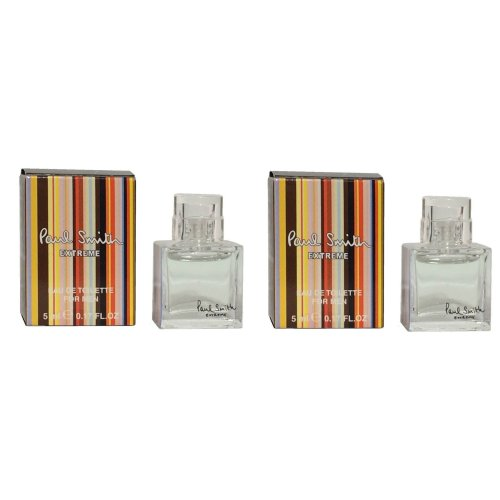 Paul Smith Extreme EDT Fragrance 5ml Mini Twin Pack