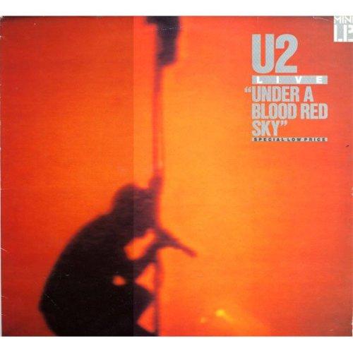 Under A Blood Red Sky [Audio Cassette] U2