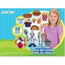 Prl54157 - Perler Beads - Bead Kit - Food Crazy