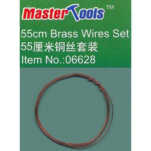 Tru06628 - Trumpeter - 55cm Brass Wire Set