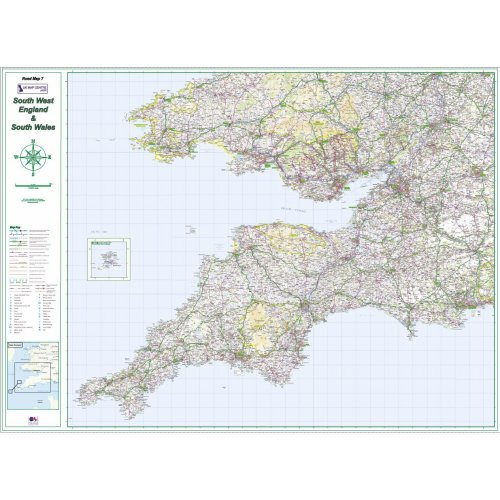 Road Map 7 South West England & South Wales