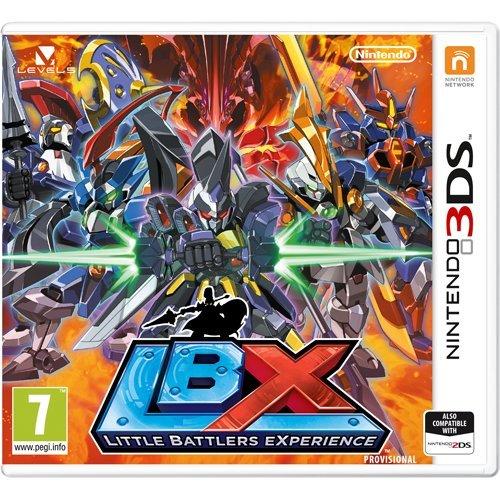 Lbx Little Battlers Experience 3DS