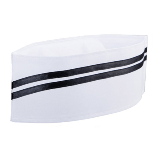 Adult Chef Hat Kitchen Cooking Chef Cap for Sushi Bar, 10 Pcs