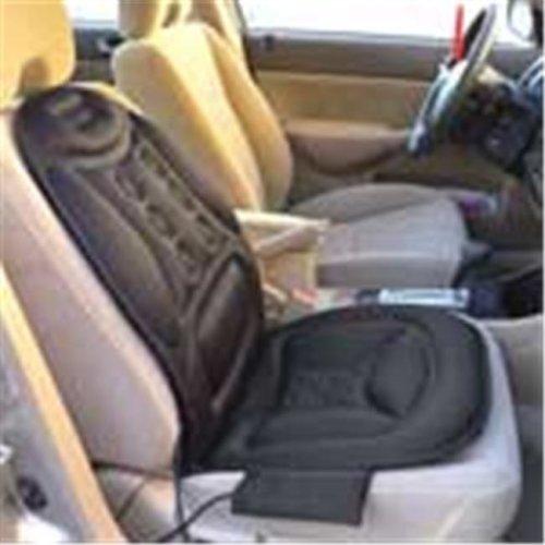 Wagan 9988 Ergo Comfort Rest Heated Massage Magnetic Cushion