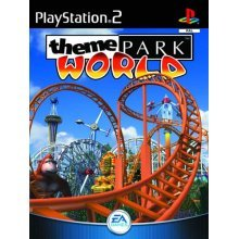 Sony Playstation 2 - Theme Park World (PS2)