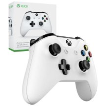 White Wireless Xbox One Controller