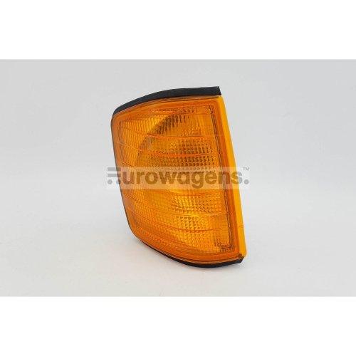Front indicator right orange Mercedes-Benz 190 W201 82-93