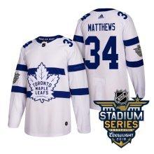 Toronto Maple Leafs 2018 Stadium Series Premier Adidas NHL Jerseys