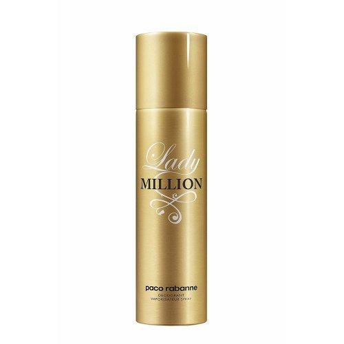Lady Rabanne Spray Paco Million Deodorant Woman 150 Ml For 80wNvOmn