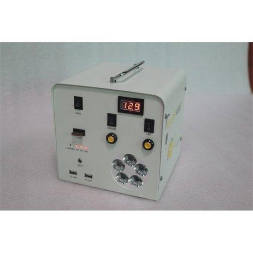 Lazer LVSH318 12V Portable Blackout Relief Solar Power Source