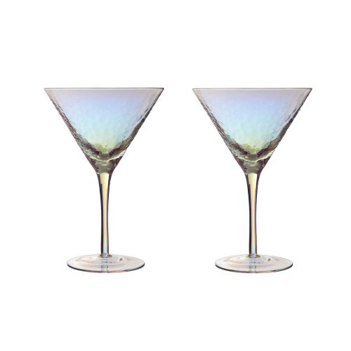 Set Of 2 Aurora Cocktail Glasses, 350 ml