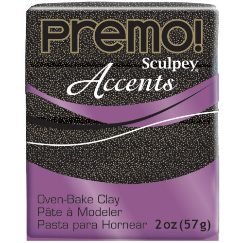 Premo Sculpey Accents Polymer Clay 2oz-Twinkle Twinkle