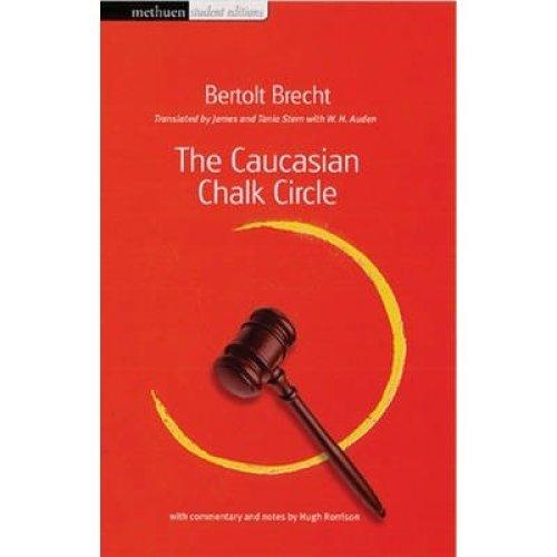 """the ""caucasian Chalk Circle"""