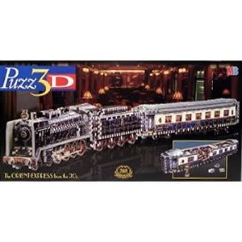 Puzz 3D The Orient Express ( 769 pcs ) Puzzle 1200mm Long