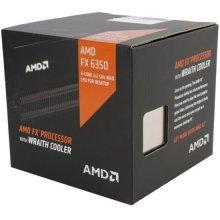AMD FX-6350 Wraith 3.9GHz 6-Core Bulldozer 125W AM3+ CPU