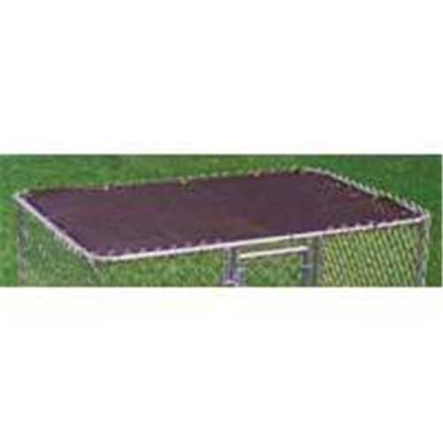 Stephens Pipe & Steel DKTB10608 6 x 8 Ft. Kennel Sunblock Shade Top