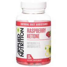 Applied Nutrition Raspkerry Ketones - 120 Capsules
