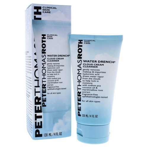 Peter Thomas Roth Water Drench Cloud Cream Cleanser - 4 oz Cleanser