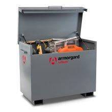 Armorgard TuffBank TB3 Site Secure Box Storage Safe Store 1270x675x975mm