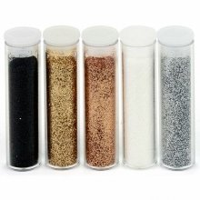 D55-34018 - Ek Success - Glitter 5-pack: Metallics