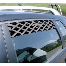 Car Window Pet Protection Dog Puppy Vehicle Travel Guard Vent Safety