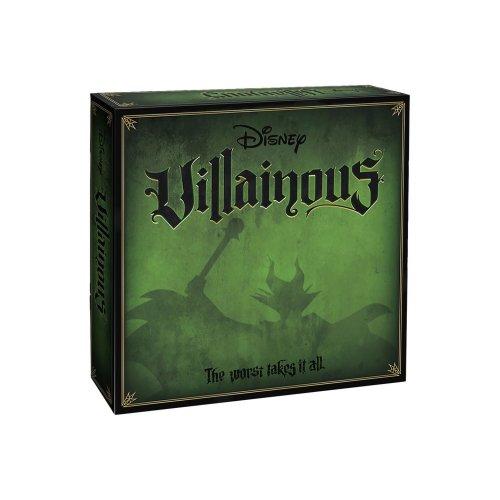 Ravensburger Disney Villainous Game   Disney Villains Board Game