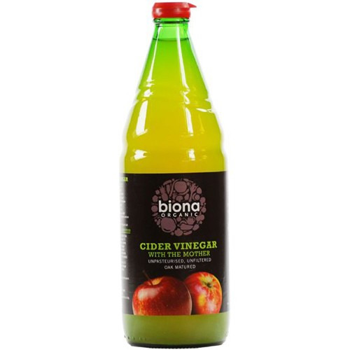 Biona Organic Cider Vinegar with Mother 750ml