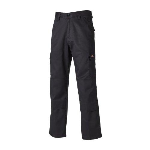 Dickies Everyday Work Trousers Black (Various Sizes) Men's Trade Hardwearing