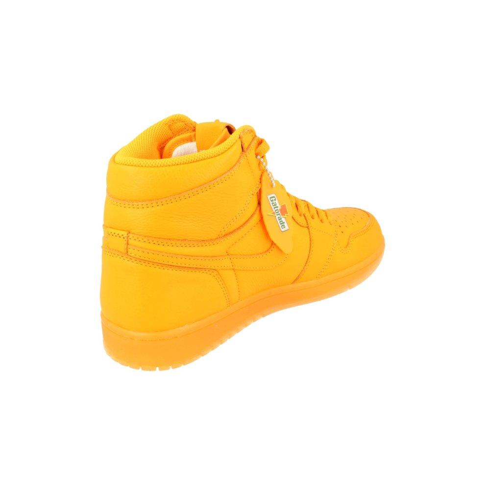 82ca4a2d625 ... Nike Air Jordan 1 Retro Hi Og G8Rd Mens Trainers Aj5997 Sneakers Shoes  - 2 ...