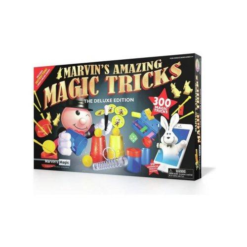 Marvin's Amazing Magic - Deluxe Edition - 300 Magic Tricks