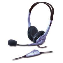 Genius HS-04S Binaural Head-band Metallic headset