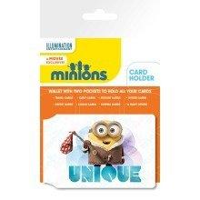 Minions Unique Travel Pass Card Holder