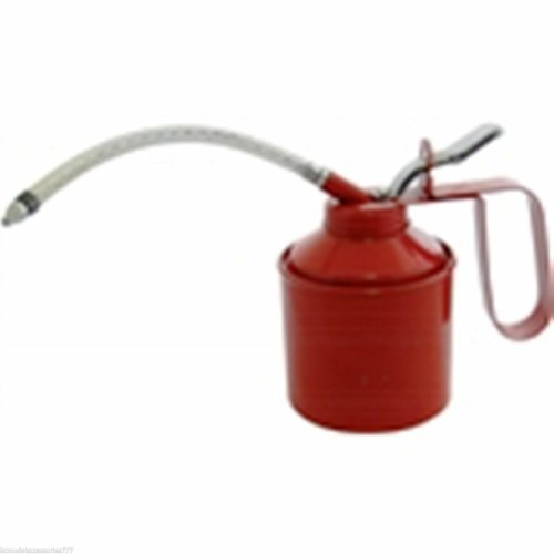 Oil Can 500ml 1Pint With Flexible Spout Pump Action Trigger