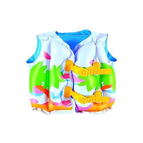 H2OGO! Inflatable Tropical Swim Vest