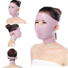 Full Face Slimming Cheek Mask Lift V Face Line Slim Up Belt Anti Wrinkle