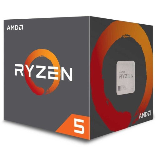 AMD Ryzen 5 1600X 3.6GHz 6-Core 95W AM4 CPU Retail