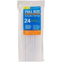 "High-Temp Glue Sticks-7/16""X10"" 24/Pkg"
