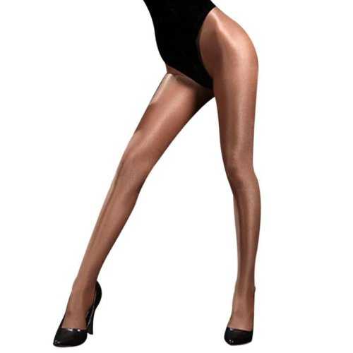 Women Glitter Shimmer Tights Seamless Shiny Glossy Oil Stocking Dance Thigh Highs Tights Pantyhose Sexy Lingerie Hosiery Q4