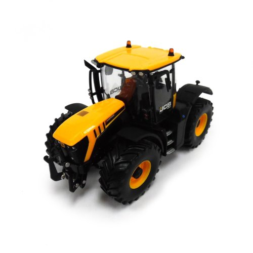 Britains 1:32 JCB 4220 Fastrac Tractor - Collectable Farm Vehicle Toy - Suitable From 3 years