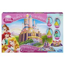 Disney Princess Pop-Up Magic Castle Board Game