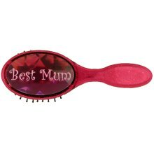 Best Mum Bejewelled Hairbrush