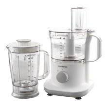 Kenwood FPP230 Food Processor 750W 2.1 Litre Bowl 1.5 Litre Blender White